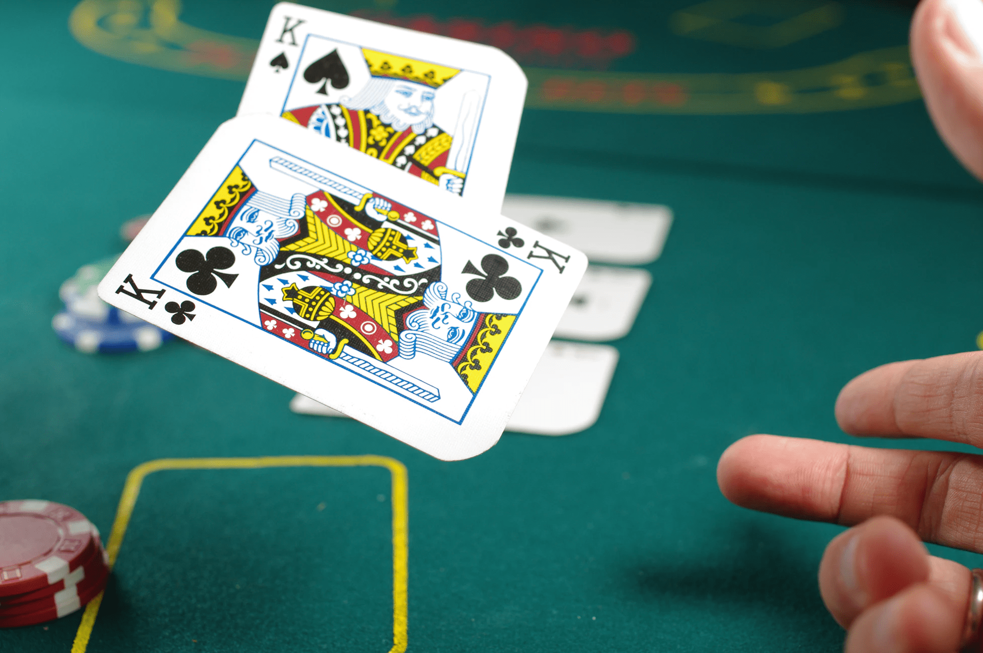 Online gambling